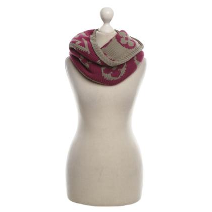 Louis Vuitton Sciarpa ad occhielli