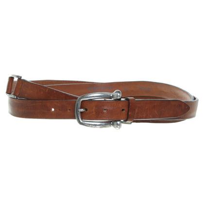 Post & Co Wrap belt in Brown
