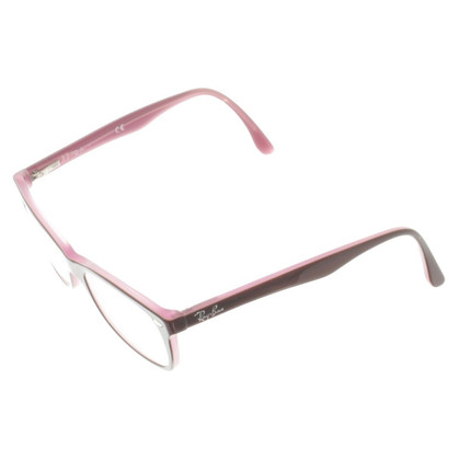 Ray Ban Brille in Braun/Rosa