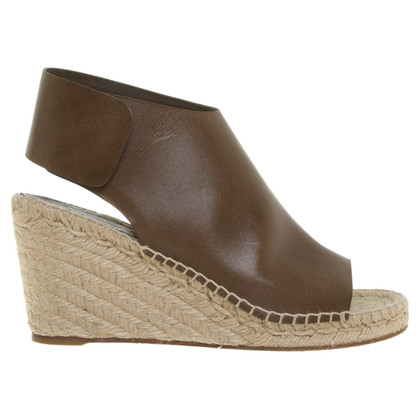 Céline Sandals with wedge heel