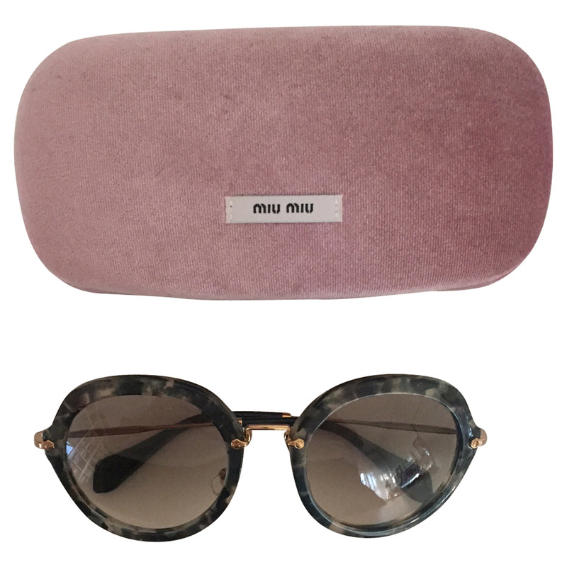 miu miu sonnenbrille second hand miu miu sonnenbrille. Black Bedroom Furniture Sets. Home Design Ideas