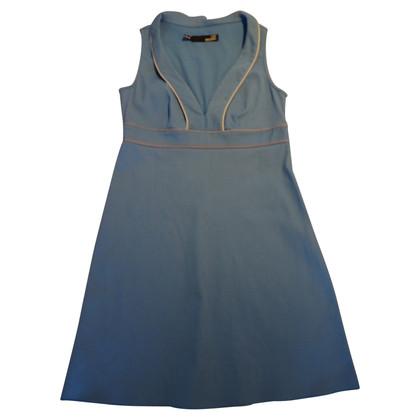 Moschino Love Blauwe jurk