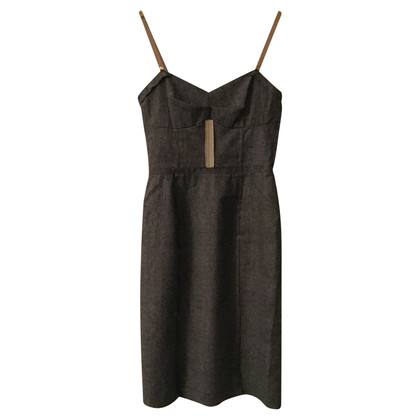 D&G Grey Sheath Dress