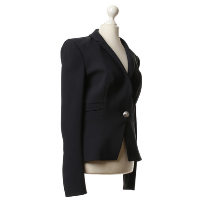 Mugler Blazer in Navy