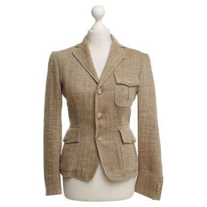 Ralph Lauren Blazer in Beige / Marrone