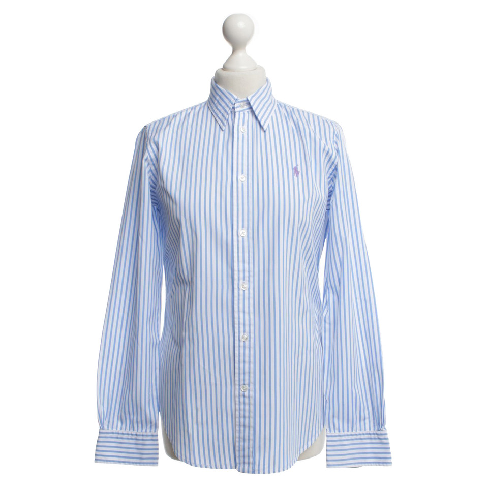 Ralph Lauren Blouse with striped pattern