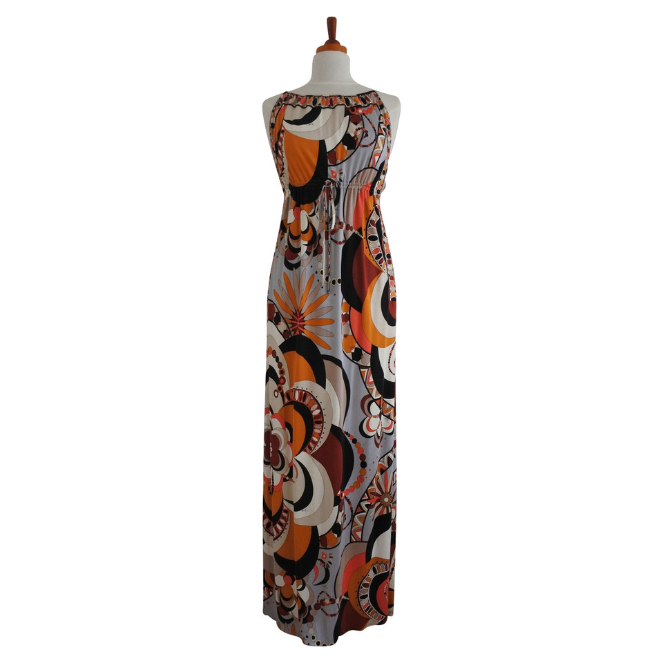 Emilio Pucci Long silk dress