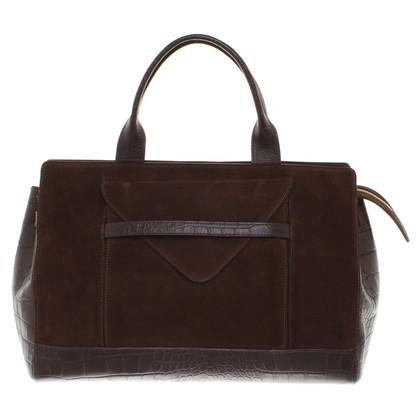Bogner Handtasche aus Ledermix