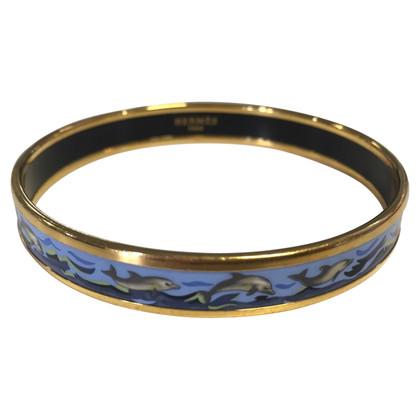 Hermès Geëmailleerde armband