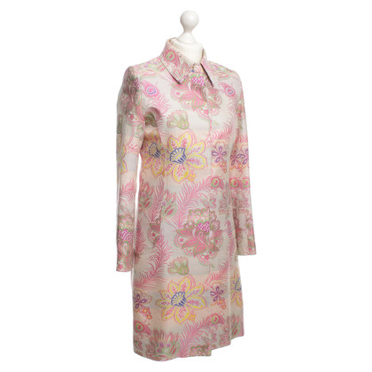 Matthew Williamson Coat with floral pattern