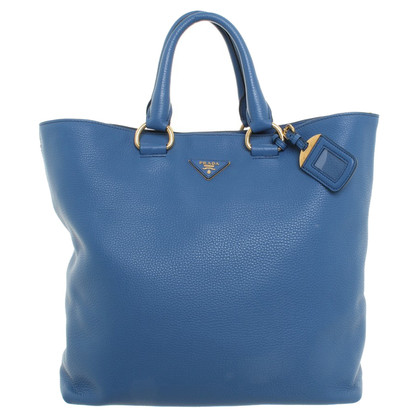 Prada Shoppers in Blauw