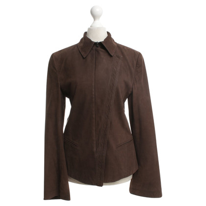 René Lezard Jacket made of suede