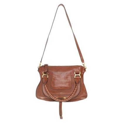 Chloé '' Marcie Bag '' in marrone