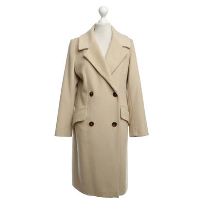 Kenzo Coat in beige