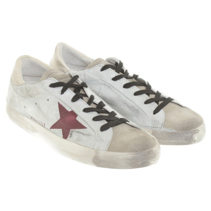 Golden Goose Sneaker im Used-Look