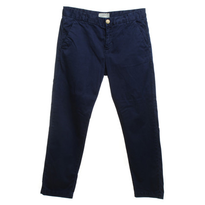 Current Elliott Cotton trousers in purple
