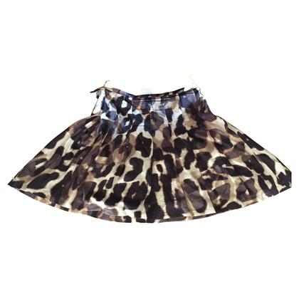 Max Mara Silk skirt with pleats