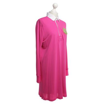 Ralph Lauren Polokleid in Pink