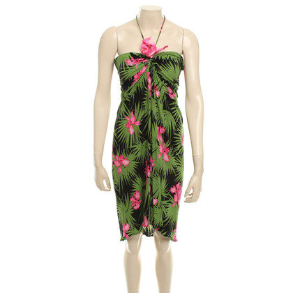 Céline Summer dress with floral pattern