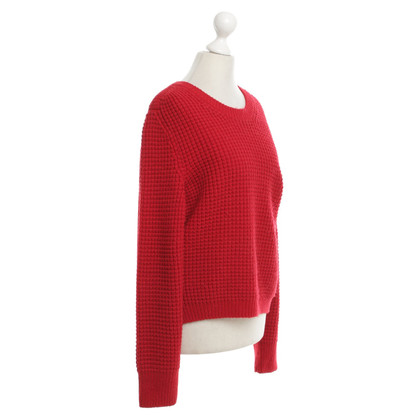 Marc Cain Knit sweater in red