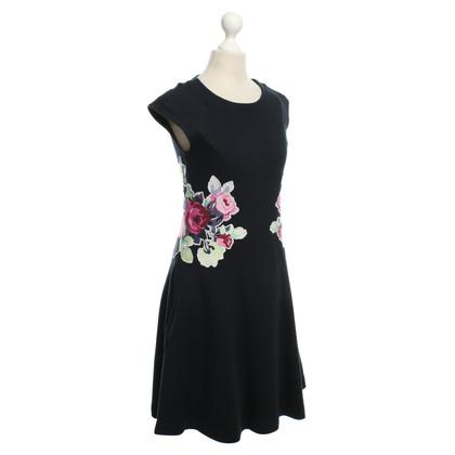 Carven Kleid mit Blumenmuster