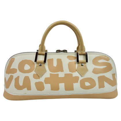 "Louis Vuitton ""Alma East West Monogram graffiti"""