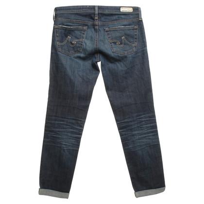 Adriano Goldschmied Jeans in Blauw