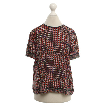 Tory Burch Blouse with floral pattern