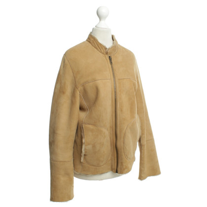 Other Designer Lambskin jacket with reversible function