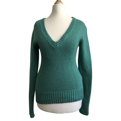Hugo Boss Cashmere sweaters in green