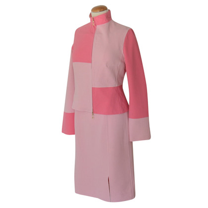 Escada Costume in pink
