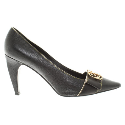 Louis Vuitton pumps in zwart
