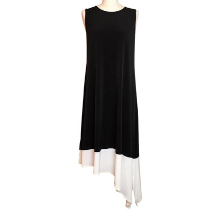 Calvin Klein Asymmetrical Maxi Dress