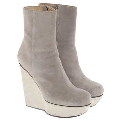 Acne Wedges in Gray