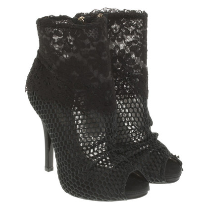 Dolce & Gabbana Boots van boven