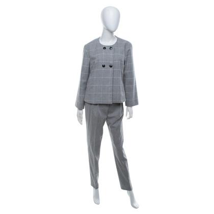 René Lezard Pants suit in grey