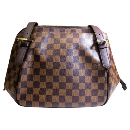 "Louis Vuitton ""Belen Damier Ebene Canvas"""