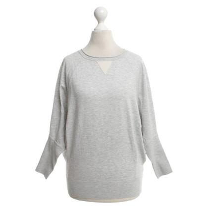 Karen Millen Pullover in light gray