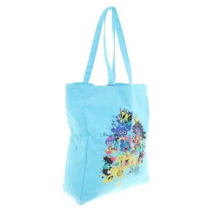 Missoni Cotton bag with motif