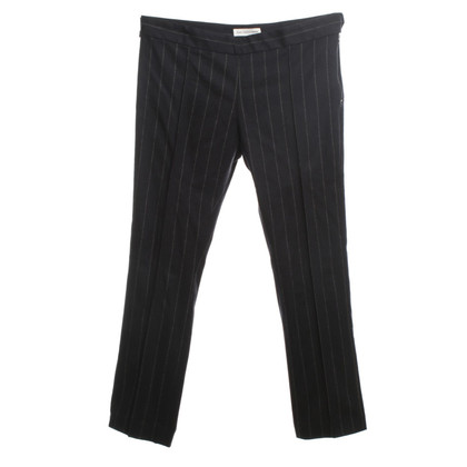 Isabel Marant Etoile Trousers with pinstripes