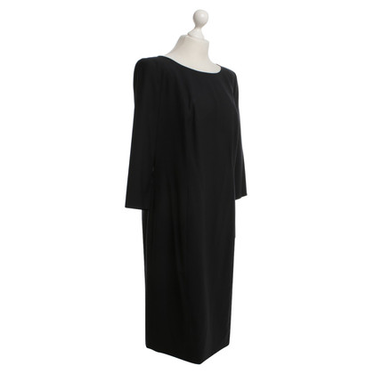 Escada Kleid in Dunkelblau