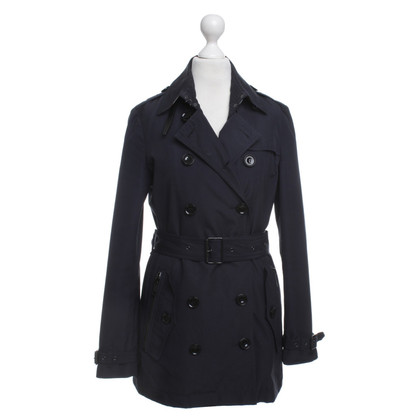 Burberry Trenchcoat in Blau