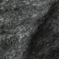Ganni Abito in maglia grigio