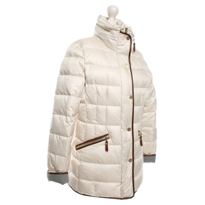 Basler Down jacket in cream