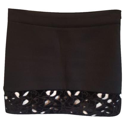 Maje skirt in black