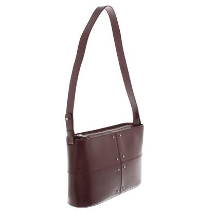 Tod's Shoulder bag in Bordeaux