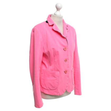 Blonde No8 Blazer in pink