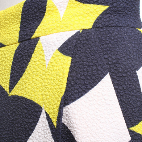 L K Tricolor in L Bunt Muster Bennett K Maxirock wwFqRnxr4E