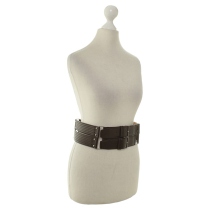 Alaïa Waist belt in Brown