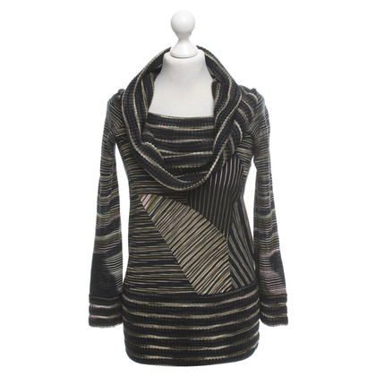 Missoni Sweater with striped pattern